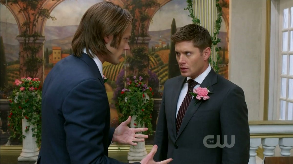 07x08 | Season Seven, Time for a Wedding!