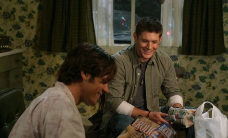 03x08 | A Very Supernatural Christmas